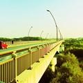 写真: 鈴蘭大橋