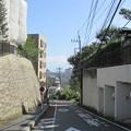 陣屋坂上交差点(鎌倉市植木)