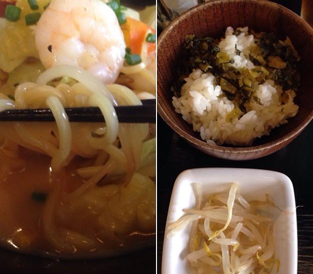 ちゃんぽん屋 (KACHETEランチタイム)(中央区新川)