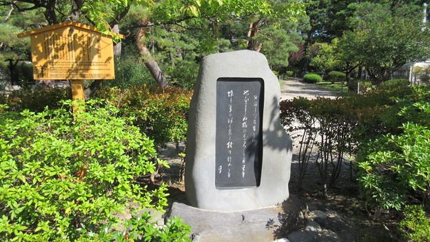 善光寺(長野市元善町)井上井月
