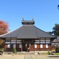 長国寺(長野市松代町)本堂