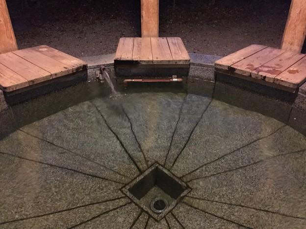 別所温泉(上田市)足湯ななくり