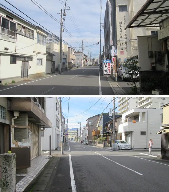 小田原城 千度小路(神奈川県)