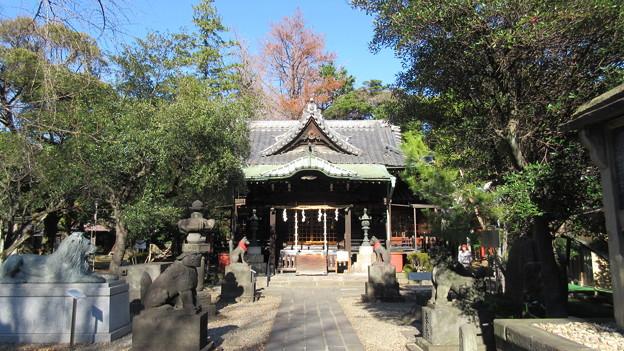 三囲稲荷神社(向島2丁目)拝殿