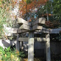 Photos: 三囲稲荷神社(向島2丁目)三角石鳥居