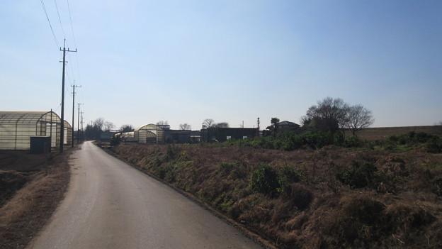 関宿城三の丸(千葉県野田市)