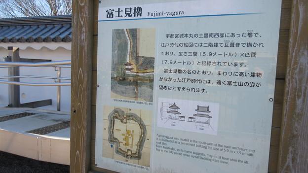 宇都宮城(市営宇都宮城址公園)富士見櫓