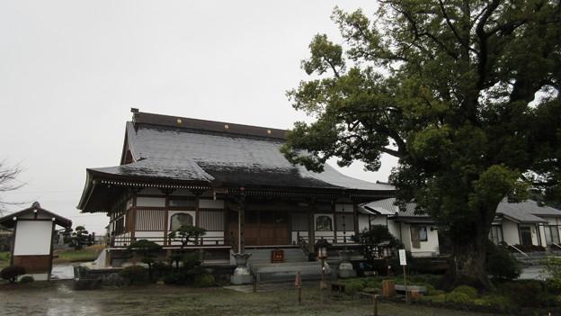 宝珠寺(伊勢崎市)本堂