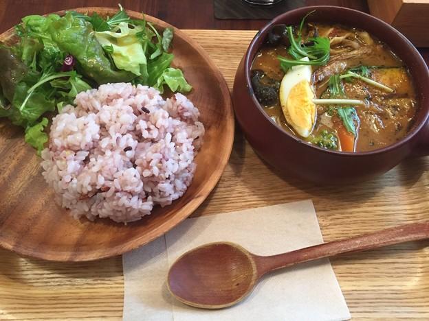 雑穀米のカフェ食堂 SHO-AN(川口市)