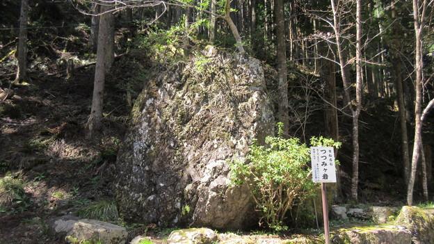 貴布禰総本宮 貴船神社(左京区)つつみヶ岩