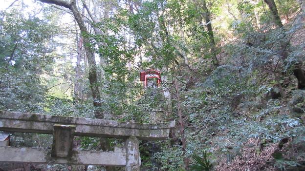 鞍馬寺(左京区)魔王乃瀧