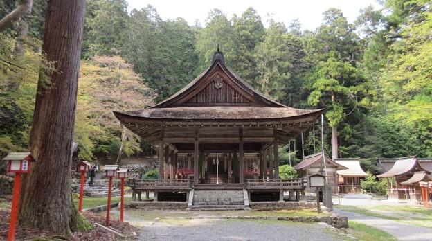 日吉大社(大津市)宇佐宮神社