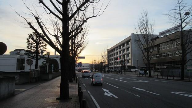 高崎城(和田城。高崎市)槻木門