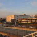 Photos: 高崎城(和田城。高崎市)刎橋門・三階櫓・乾櫓方向