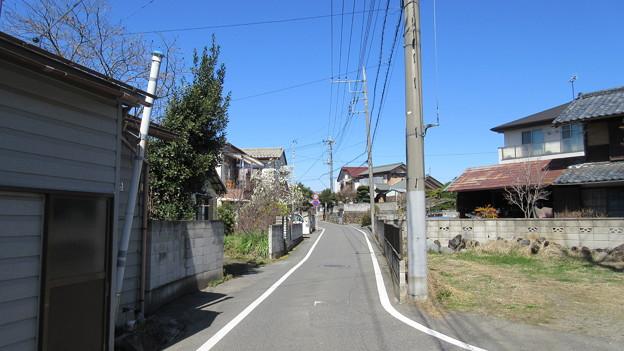 倉賀野城(高崎市)三の丸