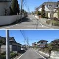 Photos: 倉賀野城(高崎市)二の丸より本丸(東側門口)