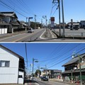 倉賀野城(高崎市)旧中山道