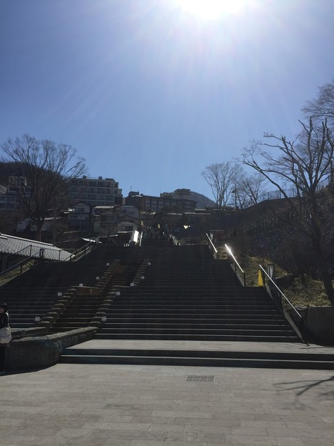 伊香保温泉 石段(渋川市)