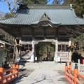 榛名神社(高崎市)随神門
