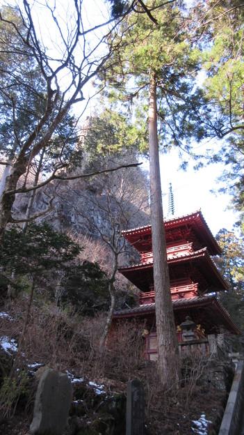榛名神社(高崎市)三重塔