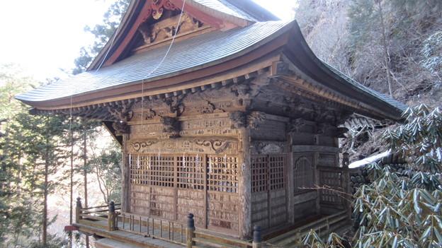 榛名神社(高崎市)神幸殿