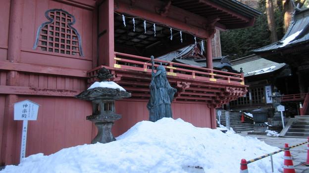 榛名神社(高崎市)神楽殿