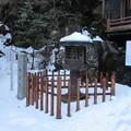 榛名神社(高崎市)鉄燈籠