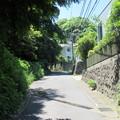 化粧坂切通(源氏山。鎌倉市)