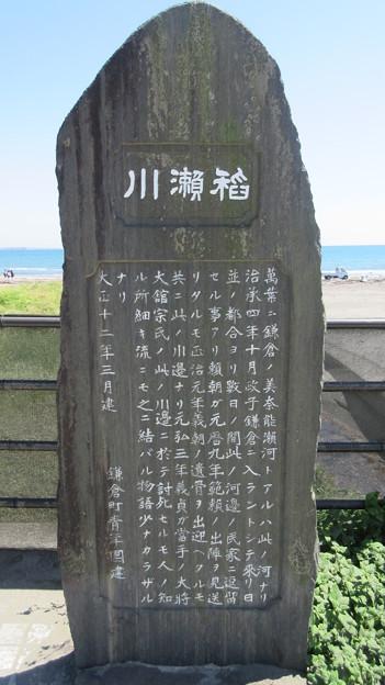 稲瀬川(鎌倉市)