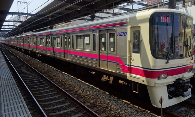 京王線系統8000系(隅田川花火大会当日)