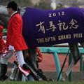 Photos: ゴールドシップ(5回中山8日 10R 第57回グランプリ 有馬記念(GI)優勝馬)