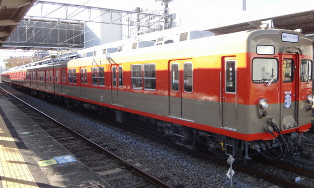 東武鉄道8000系8111編成「東武ファンフェスタ号」