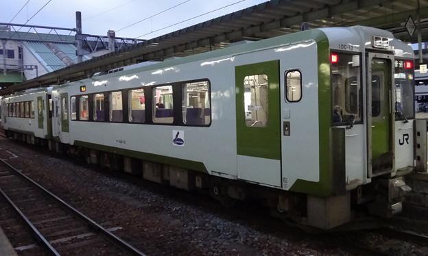 JR東日本盛岡支社 釜石線キハ100系