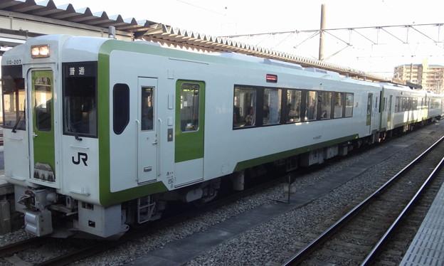 JR東日本高崎支社 八高線キハ110系