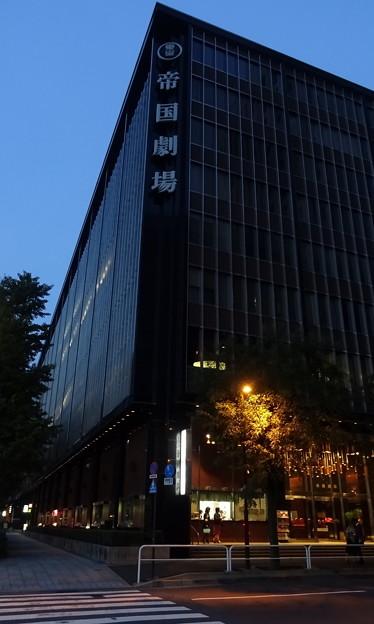 東宝株式会社 帝国劇場