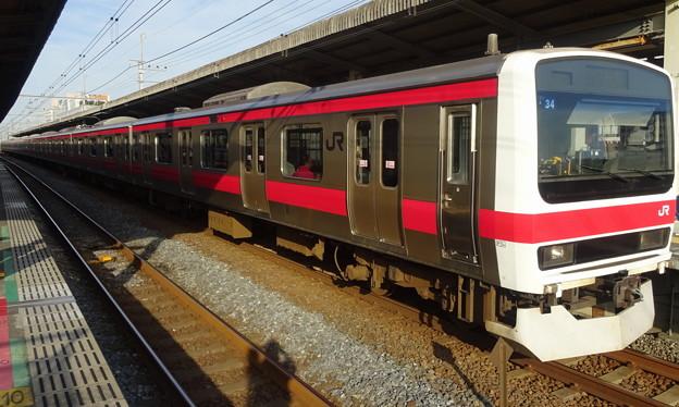JR東日本千葉支社 京葉線209系