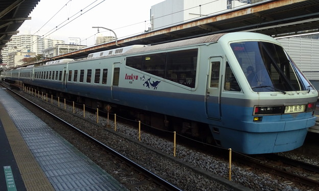伊豆急行2100系「リゾート21・リゾートドルフィン号」