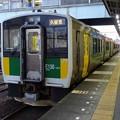 JR東日本千葉支社 久留里線キハE130系