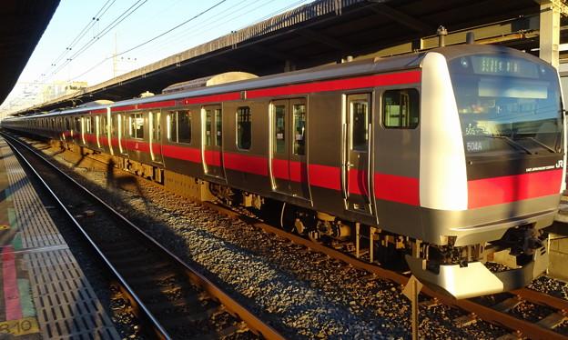 JR東日本千葉支社 京葉線E233系