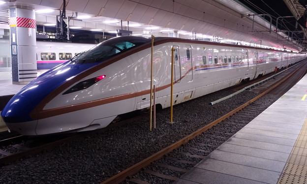 写真: JR西日本北陸新幹線W7系「はくたか」