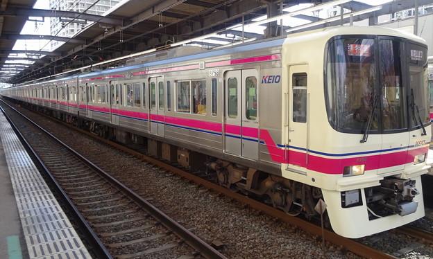京王線系統8000系(第33回フェブラリーステークス当日)