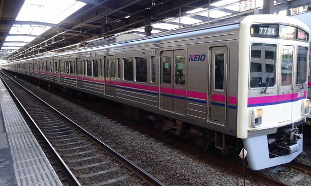 京王線系統7000系(第33回フェブラリーステークス当日)