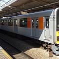 Photos: 東武鉄道50050系による東急田園都市線準急(あざみ野駅にて)