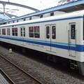 東武アーバンパークライン(野田線)8000系(皐月賞当日)