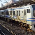 JR東日本横浜支社E217系(津田沼駅にて)