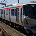 首都圏新都市鉄道つくばエクスプレス線TX-1000系(かしわ記念当日)