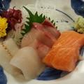 Photos: 新潟と言えば 新鮮な刺身だよね~♪