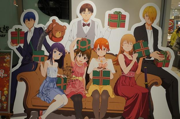 アトレ秋葉原×WORKING!!! クリスマスキャンペーン