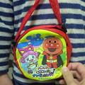 Photos: ア○パンマンの前売りについてきた特典バッグ、仙台のミュージアムに...