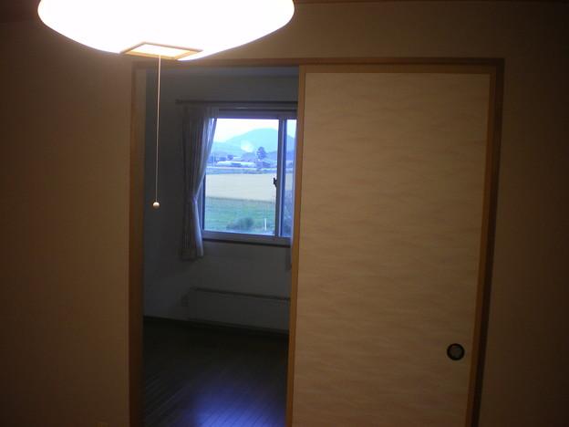 2608 2階和室 天井照明(3)
